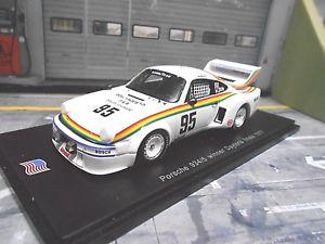 【送料無料】模型車 モデルカー スポーツカー ポルシェデイトナ#ヘイウッドスパークporsche 934 5 9345 daytona winner 1977 95 haywood hagestad spark 143
