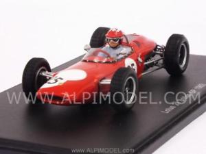【送料無料】模型車 モデルカー スポーツカー ロータス#ジョスパークlotus 24 25 britsh gp 1963 jo 143 spark s4271
