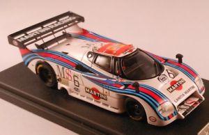 【送料無料】模型車 モデルカー スポーツカー キット#ランチアルマンモデルキットkit lancia lc2 6 le mans 1983 madyero models kit 143
