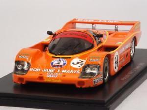 【送料無料】模型車 モデルカー スポーツカー ポルシェ#ルマンスパークporsche 956 34 le mans 1983 perkins 143 spark s5520
