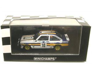 【送料無料】模型車 モデルカー スポーツカー フォードエスコートバタネンラリーリチャーズford escort ii rs1800 10 winner acropolis rally1980 avatanen drichards