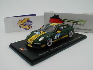 【送料無料】模型車 モデルカー スポーツカー スパークポルシェグアテマラニュルブルクリンクレースspark sg328 porsche 911 gt3 r 24h nrburgring 2017 63 9und11 racing 143