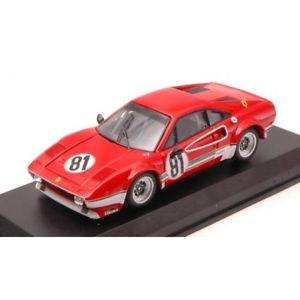 【送料無料】模型車 モデルカー スポーツカー フェラーリゾルダーダンテferrari 308 gtb lm n81 benelux zolder 1976 mdantinne 143 automodelli varie ma