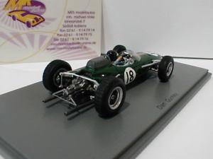 Jochen Rindt Cooper T81 Maserati Formel 1 Deutschland 1966-1:43 Spark 5291