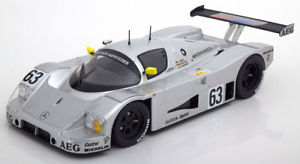 【送料無料】模型車 モデルカー スポーツカー ザウバーメルセデス#ルマン118 norev mercedes sauber c9 63, winner 24h le mans 1989