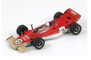 【送料無料】模型車 モデルカー スポーツカー ロータス#ウォーカーオランダグランプリスパークlotus 56b 15 dwalker gp netherlands 1971 spark 143 s1764