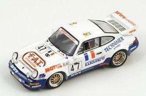 【送料無料】模型車 モデルカー スポーツカー ポルシェカレラ#バルトルマンporsche 911 carrera rsr 47 barthdupuygouhier le mans 1993 143 s2072