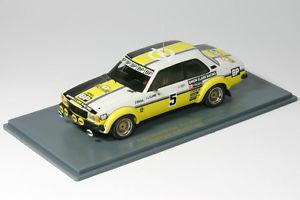 【送料無料】模型車 モデルカー スポーツカー オペルアスコナネオラリー143 opel ascona b gr2 clarr rallye dantibes 1980 neo 45242