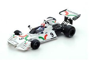 【送料無料】模型車 モデルカー スポーツカー ブラバム#グランプリイタリアスパークbrabham bt42 9 rstommelen gp italy 1973 spark 143 s5256