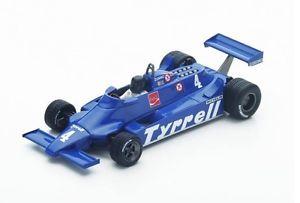【送料無料】模型車 モデルカー スポーツカー ティレル#アルゼンチンスパークtyrrell 010 4 rzunino gpargentina 1981 spark 143 s4318