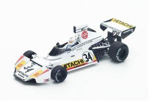 【送料無料】模型車 モデルカー スポーツカー ブラバム#グランプリベルギースパークbrabham bt42 34 tpilette gpbelgium 1974 spark 143 s4784