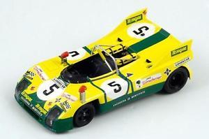 【送料無料】模型車 モデルカー スポーツカー ポルシェ#ルマンスパークporsche 9083 5 fernandeztorredemer le mans 1972 spark 143 s1983