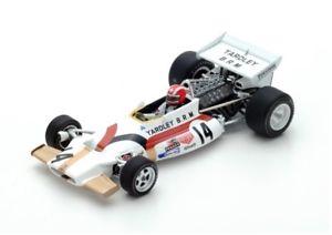 【送料無料】模型車 モデルカー スポーツカー #モナコスパークbrm p160 14 jsiffert gp monaco 1971 spark 143 s5274