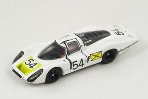 【送料無料】模型車 モデルカー スポーツカー ポルシェ#デイトナスパークダporsche 907 54 siffertelford winner daytona 1968 spark 143 43da68