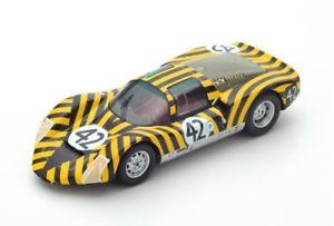 【送料無料】模型車 モデルカー スポーツカー ポルシェ#セブリングスパークporsche 906 42 cannonhugus 12h sebring 1967 spark 143 s5420