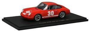 【送料無料】模型車 モデルカー スポーツカー ポルシェ#'スパークporsche 911 30 elfordlennep mugello 1967 spark 143 s0975