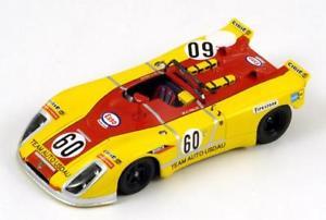 【送料無料】模型車 モデルカー スポーツカー ポルシェ#ワイゲルルマンスパークporsche 9082 60 haldiweigel le mans 1971 spark 143 s1981
