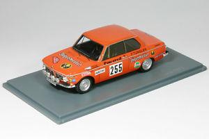 【送料無料】模型車 モデルカー スポーツカー イェーガーマイスターサイレントモンテカルロラリーネオ143 bmw 2002 jgermeister stiller rallye monte carlo 1973 neo 45446