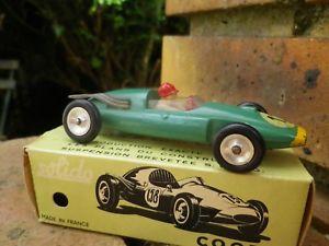 【送料無料】模型車 モデルカー スポーツカー クーパーシリーズデビューボンsolido cooper 1500 f2 srie 100 fabrication dbut 60 bon tat en boite dorigine