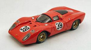【送料無料】模型車 モデルカー スポーツカー フェラーリ#ルマンモデルモデルferrari 312 p 39 53th le mans 1970 posey adamowicz 143 model best models