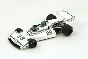 【送料無料】模型車 モデルカー スポーツカー サーティース#フランススパークsurtees ts19 38 hpescarolo gp france 1976 spark 143 s4005