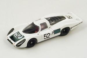 【送料無料】模型車 モデルカー スポーツカー ポルシェ#デイトナスパークporsche 907 52 siffertherrmannmitter 2nd daytona 1968 spark 143 s2985