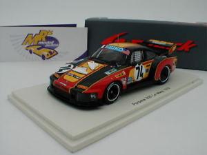 【送料無料】模型車 モデルカー スポーツカー スパークポルシェルマンspark s5093 porsche 935 nr 74 24 h le mans 1979 jp jarier 143 neuheit