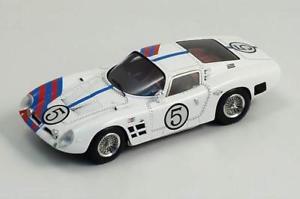 【送料無料】模型車 モデルカー スポーツカー #セブリングスパークbizzarrini iso griffo a3c 5 hugusmclaughlin sebring 1964 spark 143 s0387