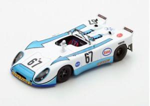 【送料無料】模型車 モデルカー スポーツカー ポルシェ#ルマンスパークporsche 9082 67poirotfarjon le mans 1972 spark 143 s1982