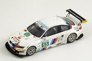 【送料無料】模型車 モデルカー スポーツカー グアテマラ#ミュラーヴェルナールマンスパークbmw m3 gt 55 farfusmllerwerner le mans 2011 spark 143 s2539