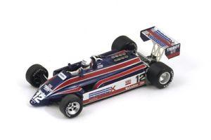 【送料無料】模型車 モデルカー スポーツカー ロータス#デアンジェリスグランプリブラジルスパークlotus 81 12 e de angelis 2nd gp brazil 1980 spark 143 s4286