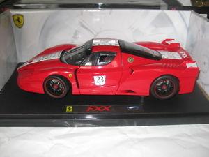 【送料無料】模型車 モデルカー スポーツカー ァーエリートフェラーリボックスneues angebot mattel elite ferrari fxx rot nr 23 118 neu in ovp