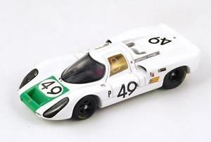 【送料無料】模型車 モデルカー スポーツカー ポルシェ#セブリングスパークporsche 907 49 siffertherrmann winner sebring 1968 spark 143 s4161