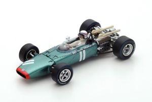 【送料無料】模型車 モデルカー スポーツカー #スチュワートグランプリドイツスパークbrm p115 11 jstewart gp germany 1967 spark 143 s5271