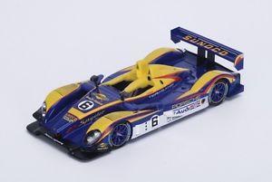 【送料無料】模型車 モデルカー スポーツカー ポルシェスパイダーレース#スパークporsche rs spyder 6 ddonohue rennsport reunion v 2015 spark 143 us012