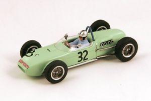 【送料無料】模型車 モデルカー スポーツカー ロータス#アリソンモナコグランプリスパークlotus 18 32 callison gp monaco 1961 spark 143 s1827