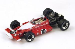 【送料無料】模型車 モデルカー スポーツカー マクラーレン#オランダグランプリスパークmclaren m7b 18 velford gp netherlands 1969 spark 143 s3126
