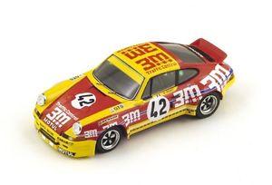 【送料無料】模型車 モデルカー スポーツカー ポルシェカレラ#ルマンスパークporsche carrera rsr 42 mignotmauroy le mans 1973 spark 143 s3397