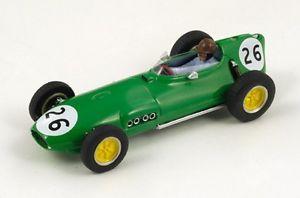 【送料無料】模型車 モデルカー スポーツカー ロータス#パイパーグランプリスパークlotus 16 26 dpiper gp great britain 1960 spark 143 s1822
