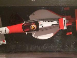 【送料無料】模型車 モデルカー スポーツカー ホットホイールマクラーレンブランデル#hot wheels mclaren mp410, m blundell 7, 1995, 118