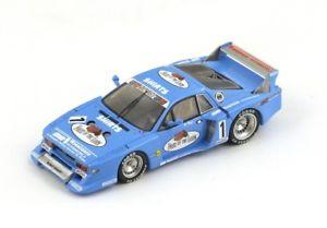 【送料無料】模型車 モデルカー スポーツカー ランチアベータモンテカルロ#ハイヤーゾルダースパークシングルlancia beta montecarlo 1 hheyer drm zolder 1981 spark 143 sg026