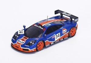 【送料無料】模型車 モデルカー スポーツカー マクラーレン#ブラバムルマンスパークmclaren f1 gtr 34 raphanelbrabham le mans 1996 spark 143 s4407