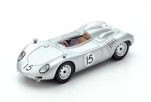 【送料無料】模型車 モデルカー スポーツカー ポルシェ#ドオランダスパークporsche 718 rsk 15 c godin de beufort gpdutch 1959 spark 143 s4853