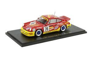 【送料無料】模型車 モデルカー スポーツカー ポルシェカレラカップ#ルマンスパークporsche 911 carrera cup 76 calderaripagotto le mans 1993 spark 143 s2071