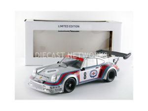 【送料無料】模型車 モデルカー スポーツカー ポルシェターボブーストニュルブルクリンクnorev 118 porsche 911 rsr turbo 21 nurburgring 1974 187421