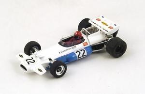 【送料無料】模型車 モデルカー スポーツカー ブラバム#フランススパークbrabham bt33 22 rstommelen gp france 1970 spark 143 s3509