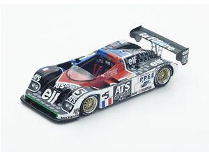 【送料無料】模型車 モデルカー スポーツカー ポルシェ#コラールルマンスパークcourage c36porsche 5 pescarolocollard le mans 1996 spark 143 s4707