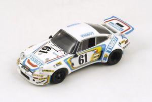 【送料無料】模型車 モデルカー スポーツカー ポルシェカレラ#レナルマンスパークporsche carrera rsr 61 ballotlenaelford le mans 1974 spark 143 s3494