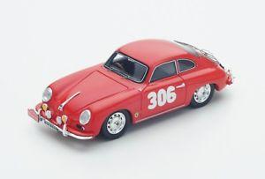 【送料無料】模型車 モデルカー スポーツカー ポルシェ#ラリースパークモンテカルロporsche 356 306 strosswhaley rally monte carlo 1958 spark 143 s1876