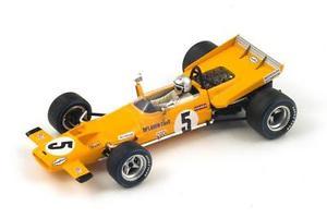 【送料無料】模型車 モデルカー スポーツカー マクラーレン#フランスマクラーレングランプリスパークmclaren m7c 5 bmclaren gp french 1969 spark 143 s3132